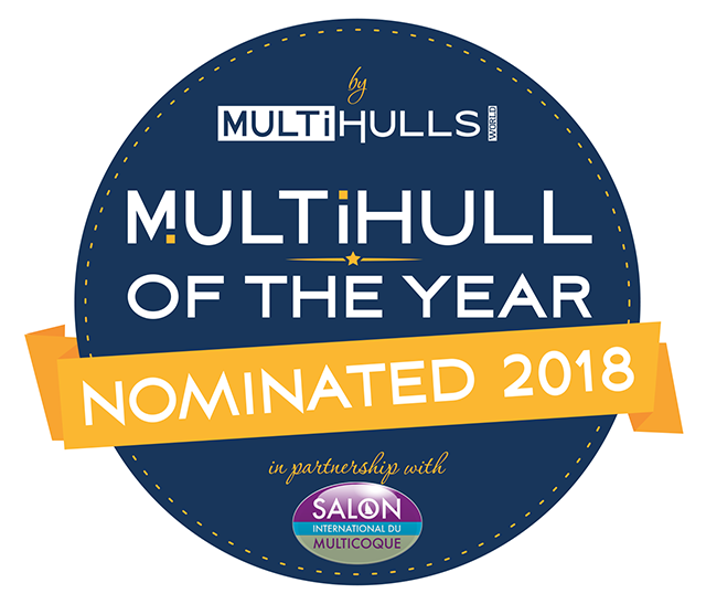 Vote for the Multihull of the Year!