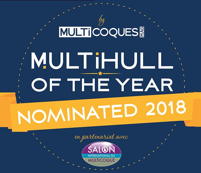 Votez pour le Multicoque de l'année !