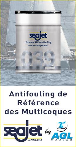 Publicité - SEAJET BY AGL